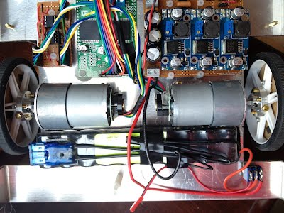 Motors and Battery